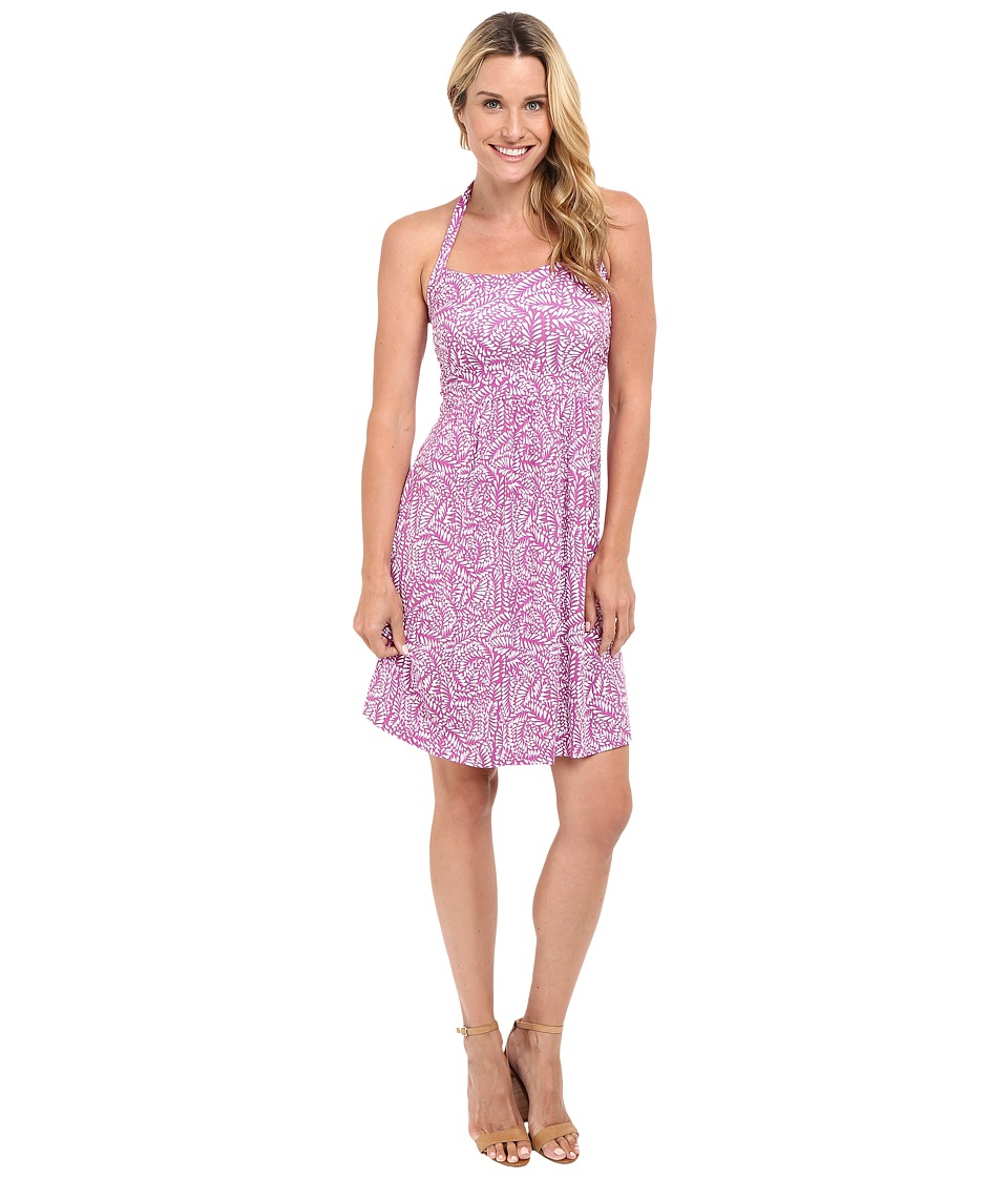 Tommy Bahama - Brush Stroke Halter Dress (Meadow Mauve) Women's Dress