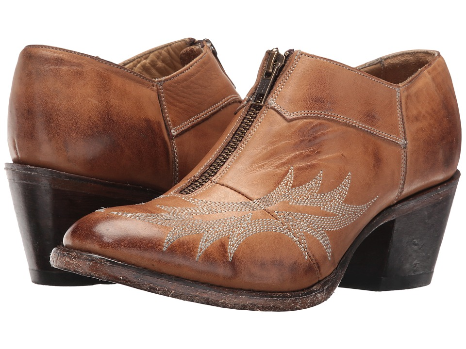 Stetson Nicole (Brown) Cowboy Boots