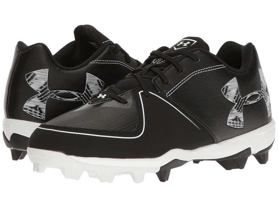 Under Armour - UA Glyde RM (Black/Black) Women's Cleated Shoes