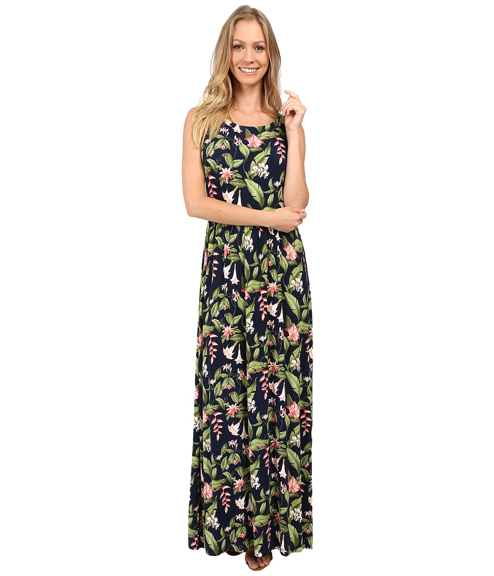 Tommy Bahama - Botanical Beauty Maxi Dress (Coastline) Women's Dress