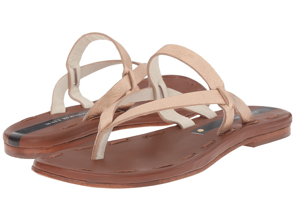 Matt Bernson - Love Sandal (Rose Gold) Women's Sandals
