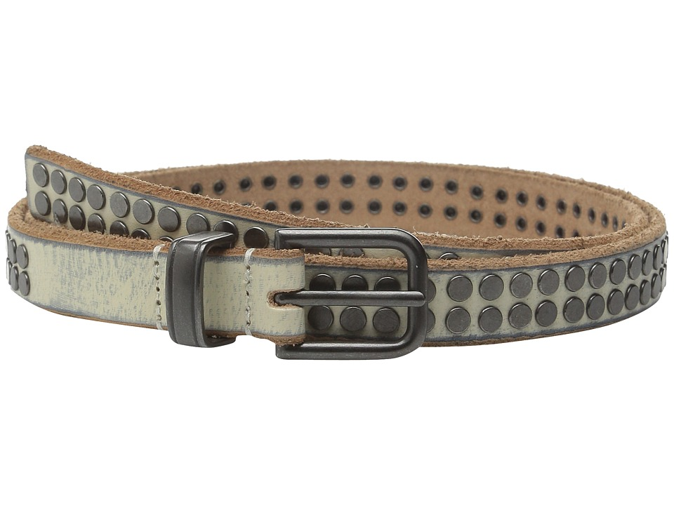 COWBOYSBELT - 209132 (Off White) Women's Belts