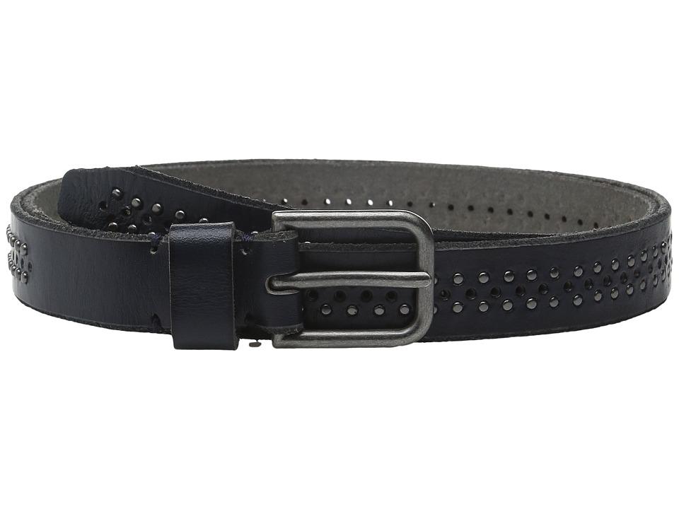 COWBOYSBELT - 259119 (Navy) Women's Belts