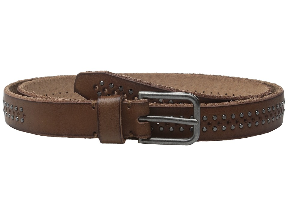COWBOYSBELT - 259119 (Camel) Women's Belts