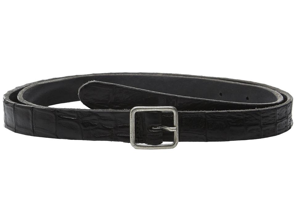 COWBOYSBELT - 209134 (Black) Women's Belts