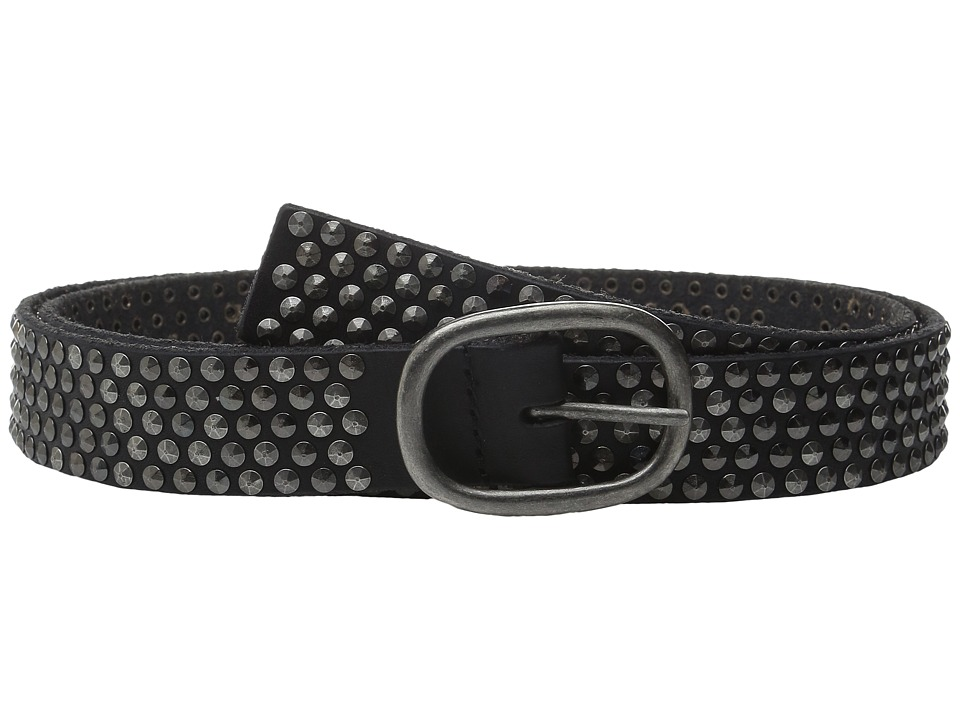 COWBOYSBELT - 309068 (Black) Women's Belts