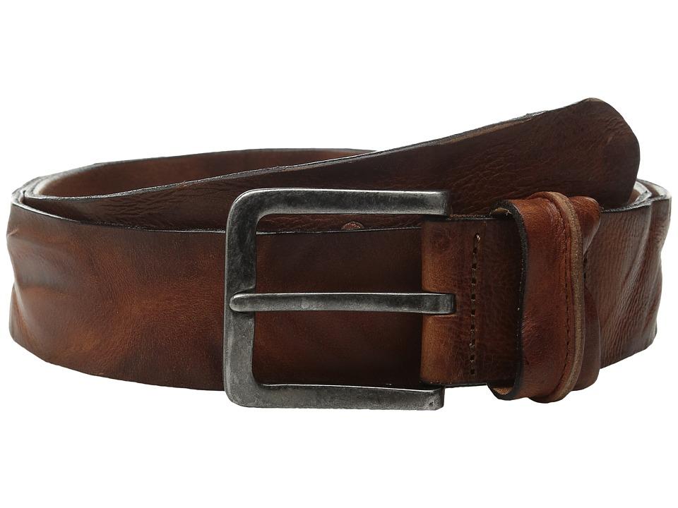 COWBOYSBELT - 45321 (Cognac) Women's Belts