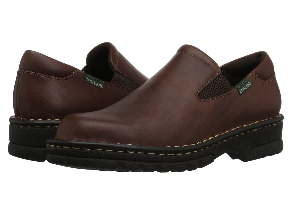 Eastland - Newport (Brown Leather) Women
