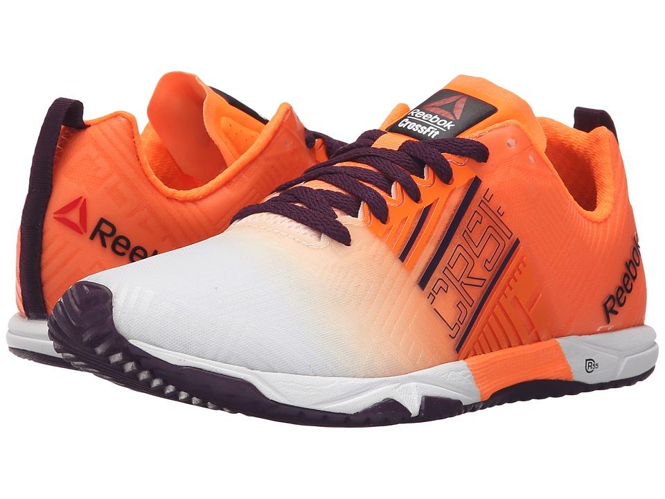 Reebok - Crossfit Sprint 2.0 SBL (Electric Peach/White/Royal) Women's Shoes