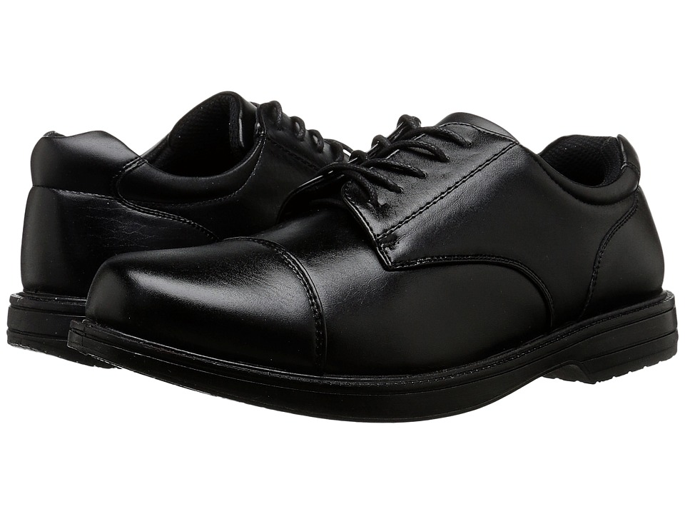 Deer Stags - Crest (Black) Men's Shoes