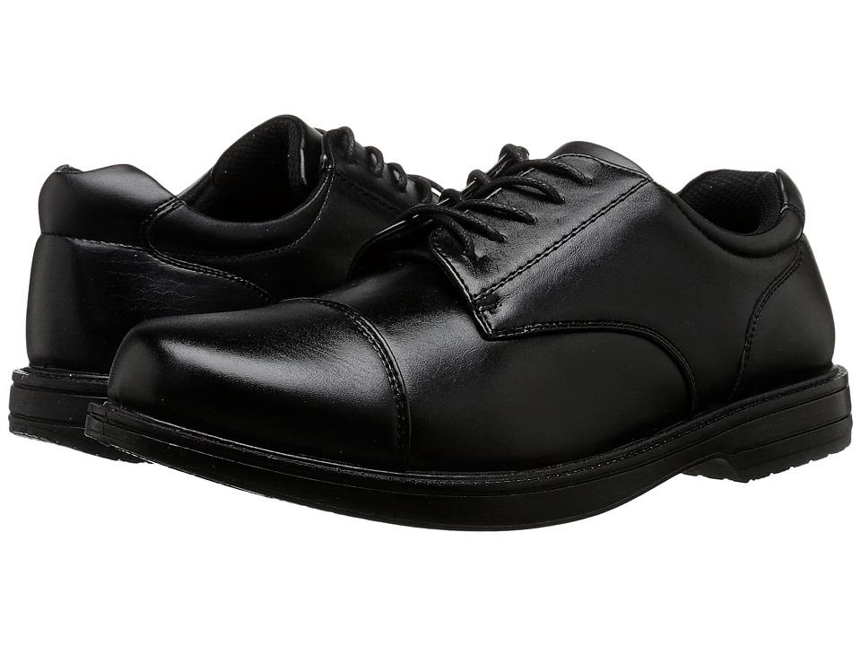 Deer Stags - Crest (Black) Men's Shoes