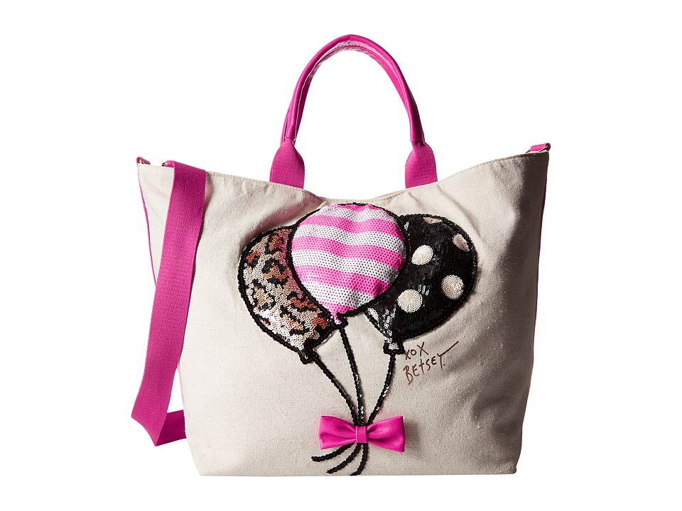 Betsey Johnson - Amuse Me Balloon Tote (Multi) Tote Handbags