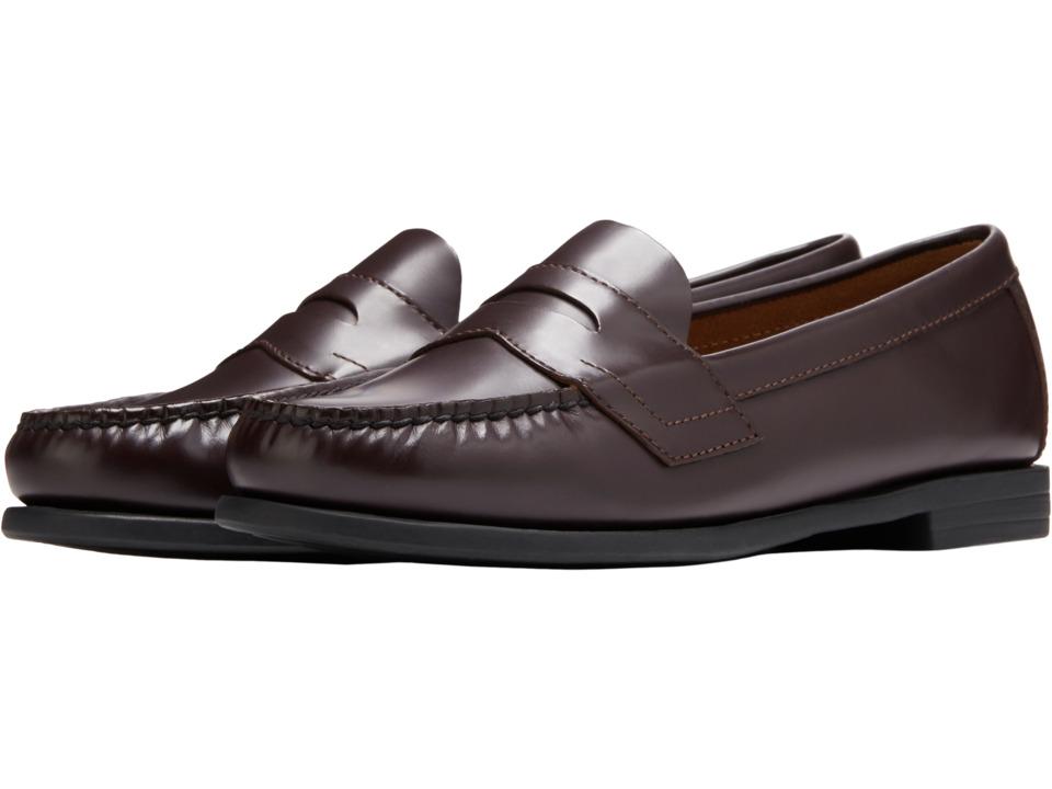 Eastland - Classic II (Burgundy Leather) Women's Slip-on Dress Shoes