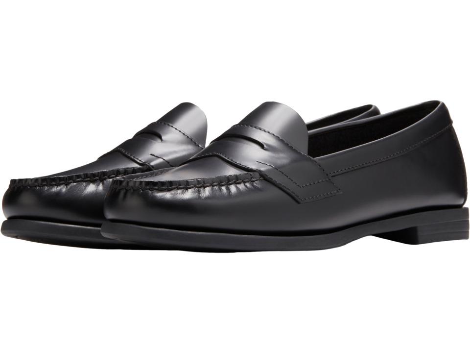 Eastland - Classic II (Black Leather) Women's Slip-on Dress Shoes
