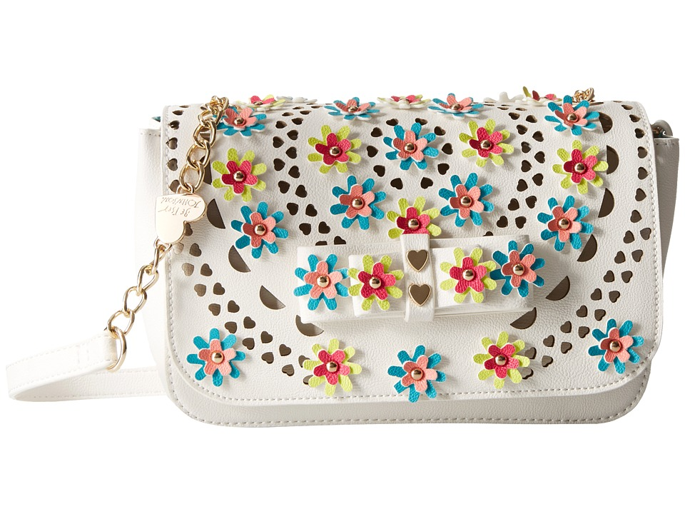 Betsey Johnson - Rosie Posie Crossbody (Multi) Cross Body Handbags