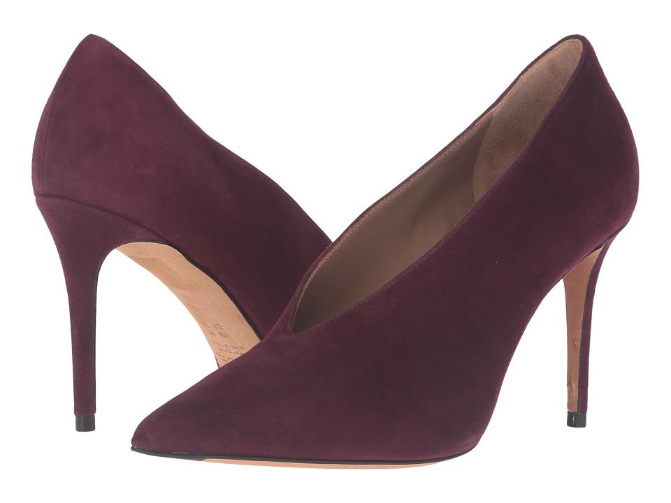 Vince - Portia (Oxblood Kid Suede) Women's Shoes
