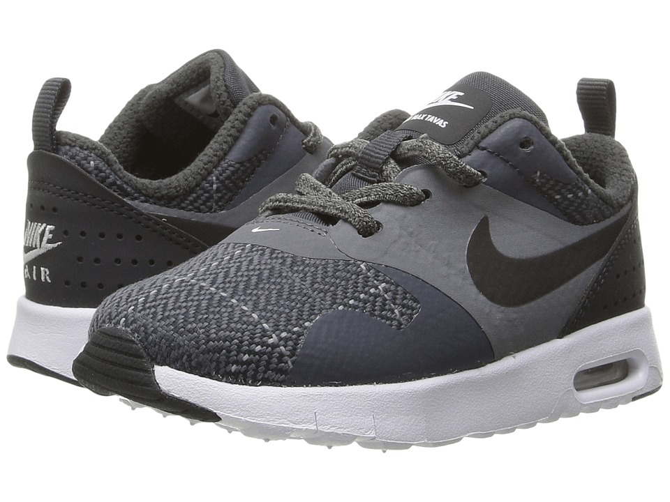 Nike Kids - Air Max Tavas SE (Infant/Toddler) (Cool Grey/Anthracite/White) Boys Shoes