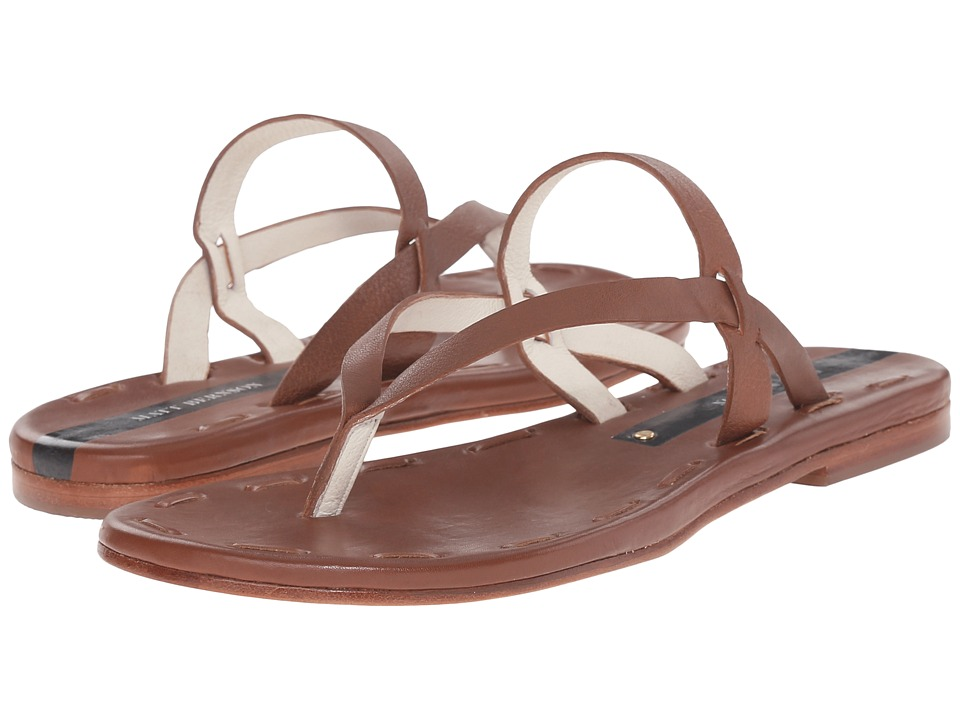 Matt Bernson - Love Sandal (Bourbon) Women's Sandals