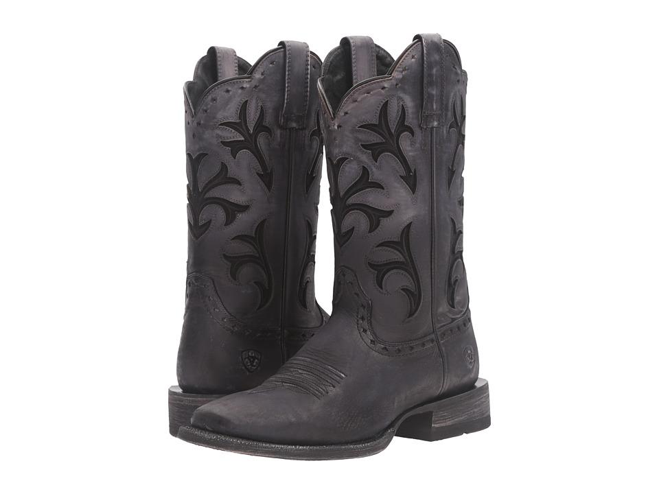 Ariat Cowboss (Ombre Black) Cowboy Boots