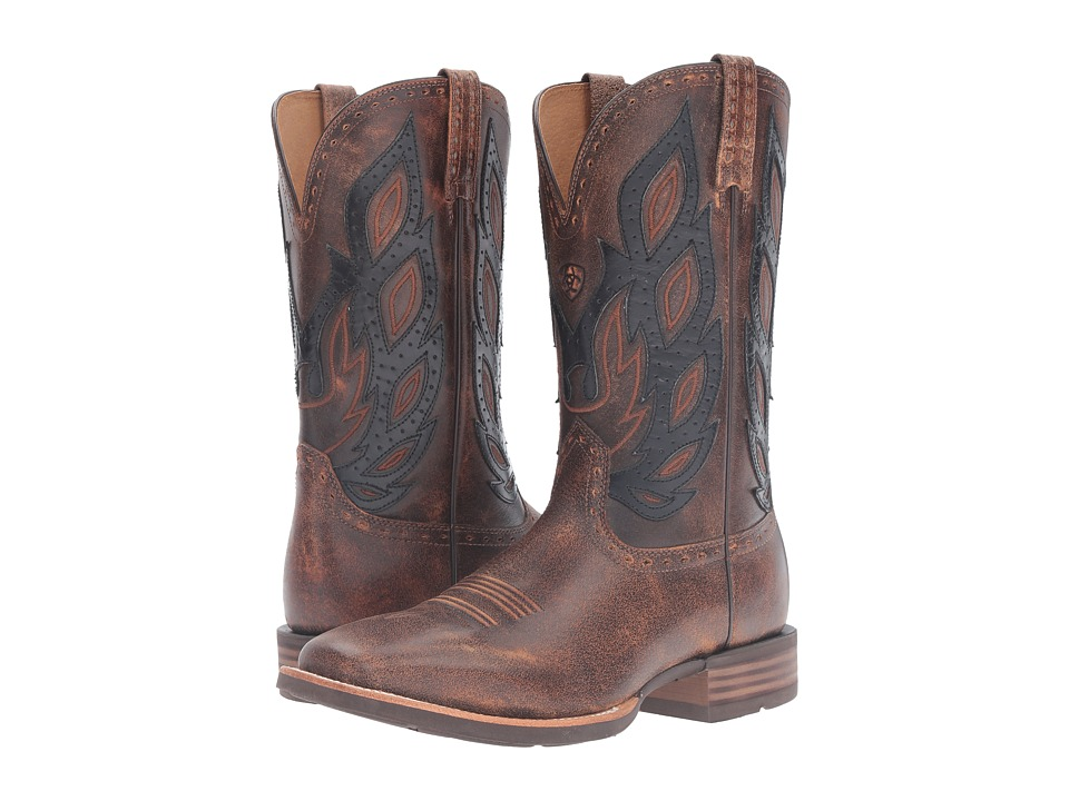 Ariat - Nighthawk (Vintage Bomber) Cowboy Boots