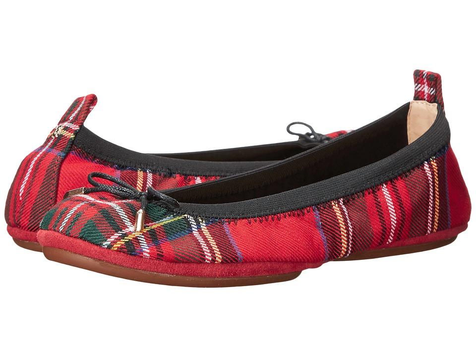 Yosi Samra - Sandrine (Garnet Red) Women's Shoes