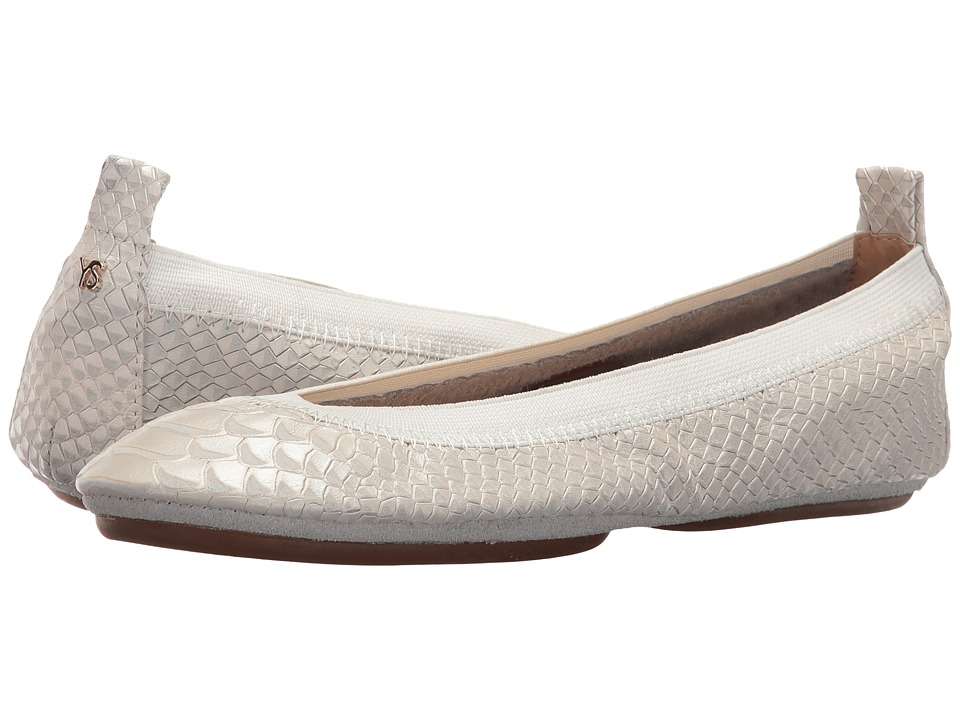 Yosi Samra - Samara (Whisper White) Women's Shoes