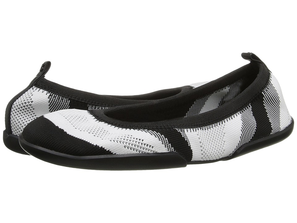 Yosi Samra - Camellia (White/Black) Women's Shoes