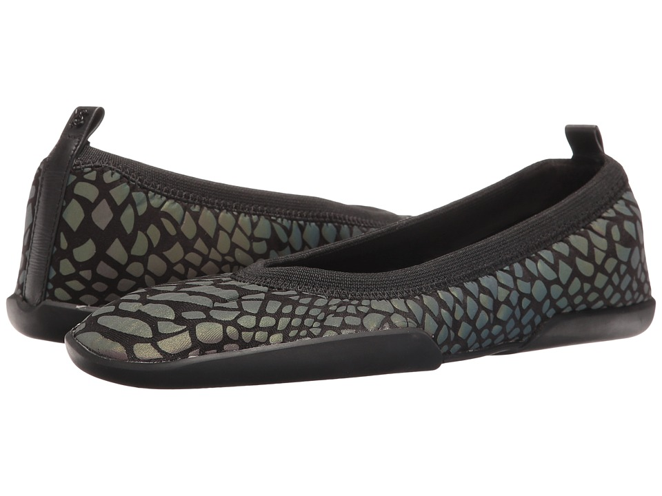 Yosi Samra - Camellia (Black) Women's Shoes