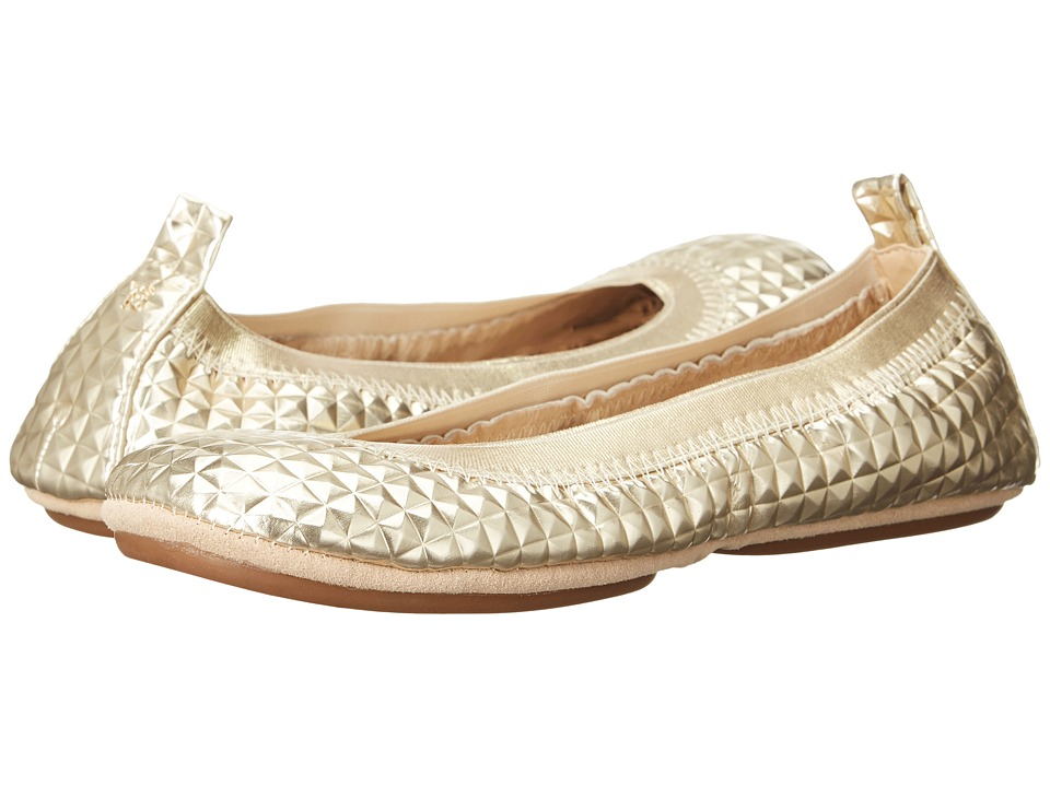 Yosi Samra - Samara (Pure Gold) Women's Shoes