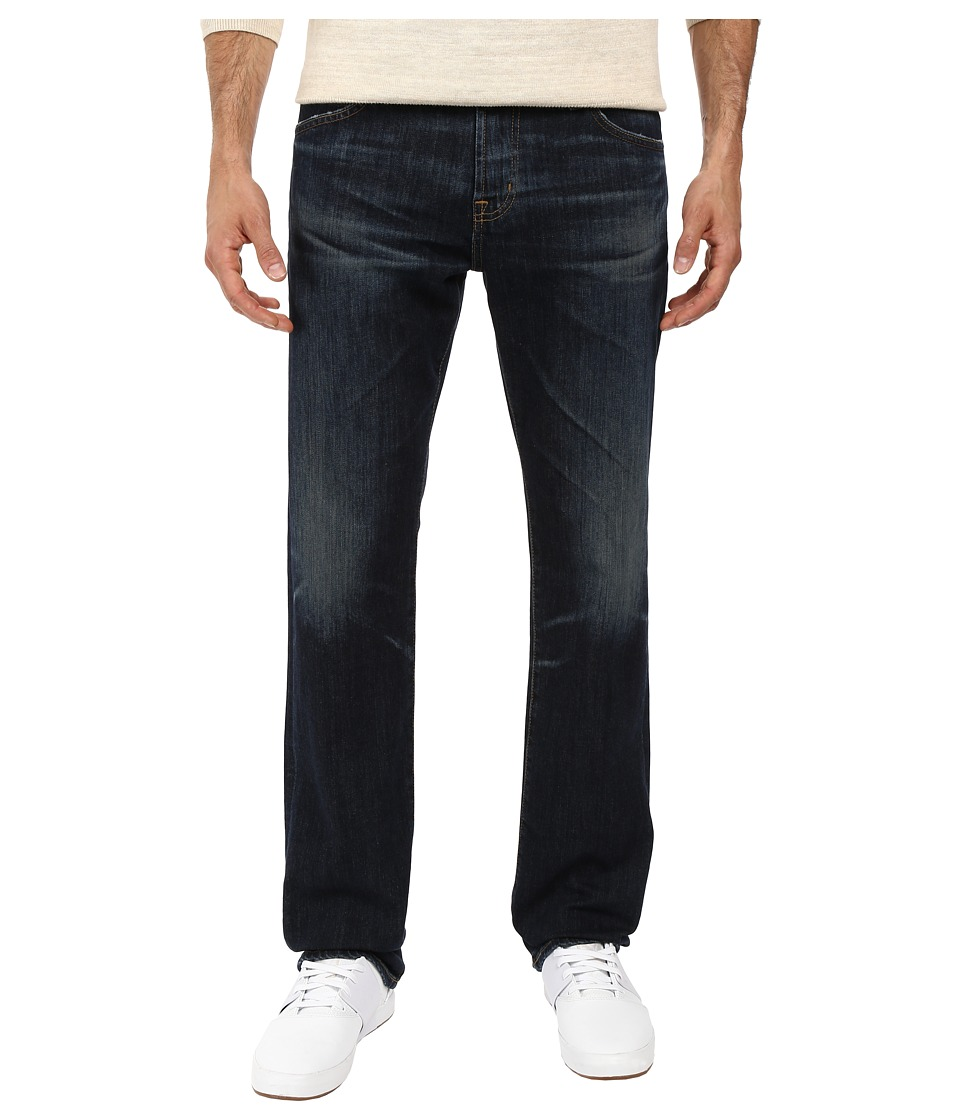 AG Adriano Goldschmied - Matchbox Slim Straight Jeans in 3 Years Wellspring (3 Years Wellspring) Men's Jeans