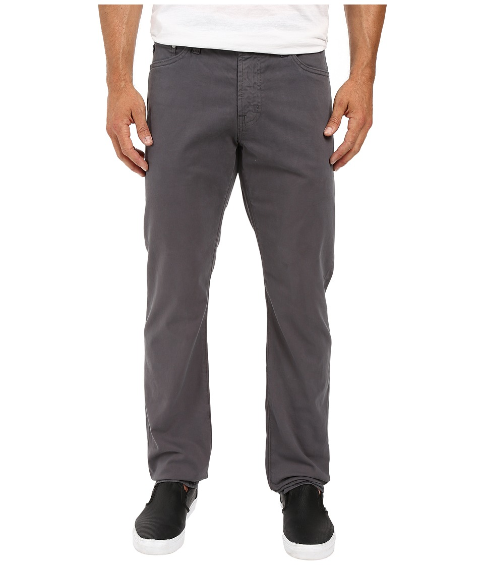 AG Adriano Goldschmied - Graduate Tailored Leg Pants in Asteroid Grey (Asteroid Grey) Men's Casual Pants