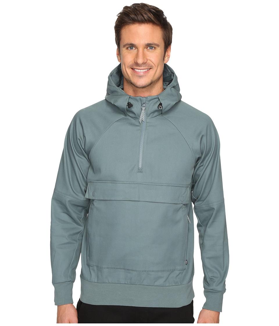 Nike SB - SB Everett Anorak Jacket (Hasta/Hasta/Hasta) Men's Coat