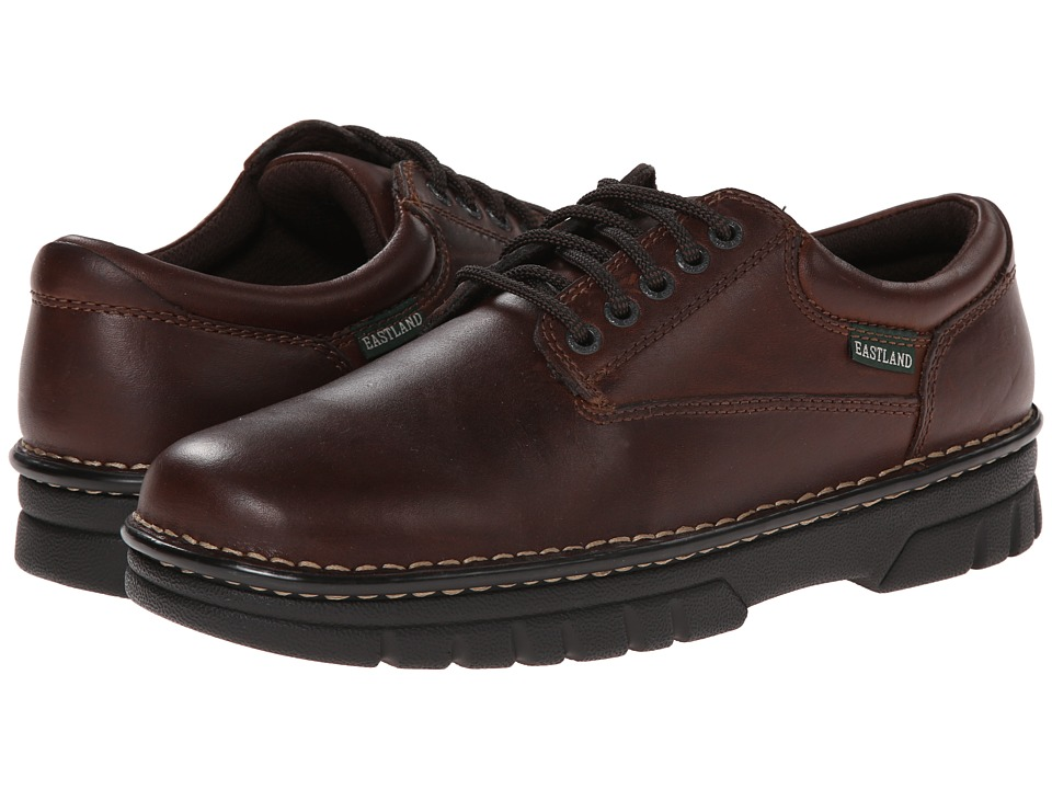Eastland - Plainview (Brown Leather) Men