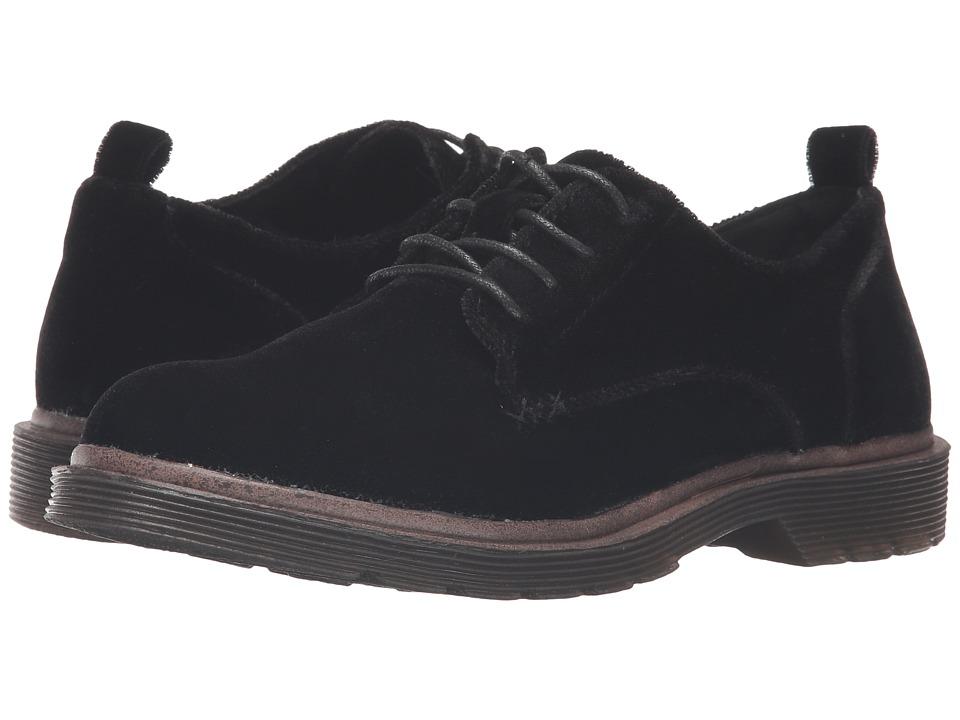 Coolway - Claire (Black Velvet) Women's Shoes