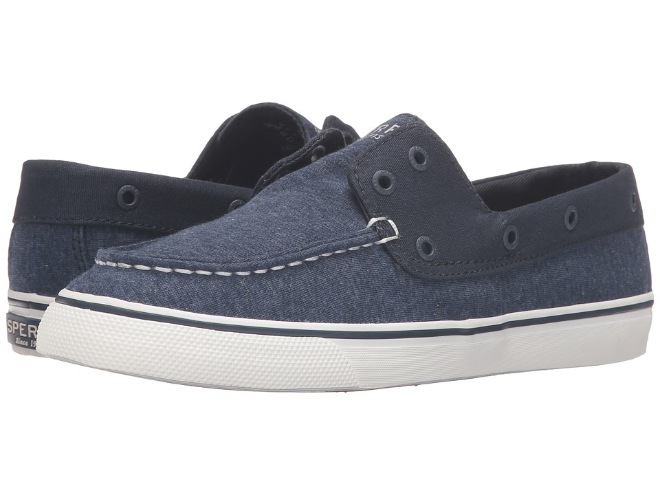 Sperry Biscayne Laceless (Navy) Women