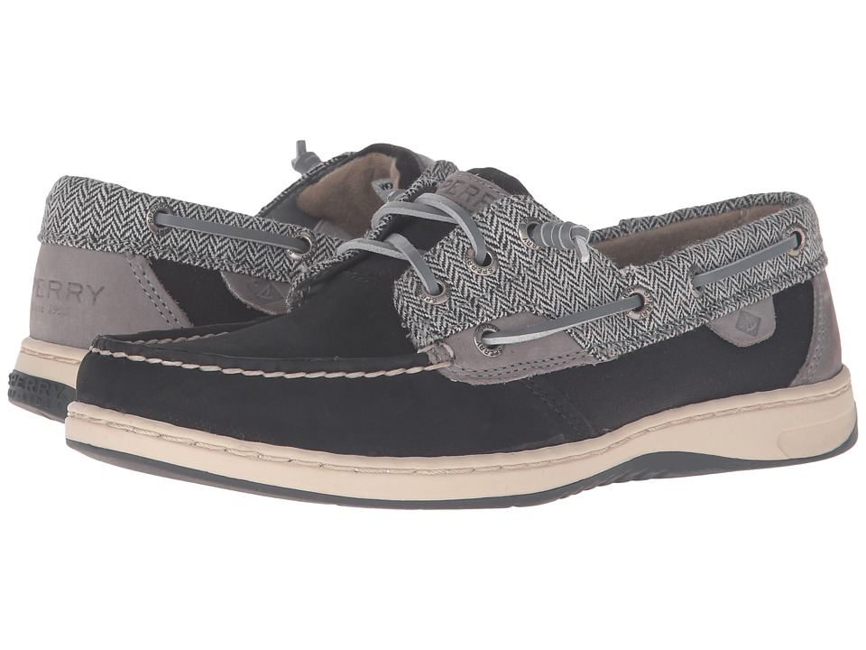 Sperry Top-Sider - Rosefish (Black/Dark Grey) Women's Shoes