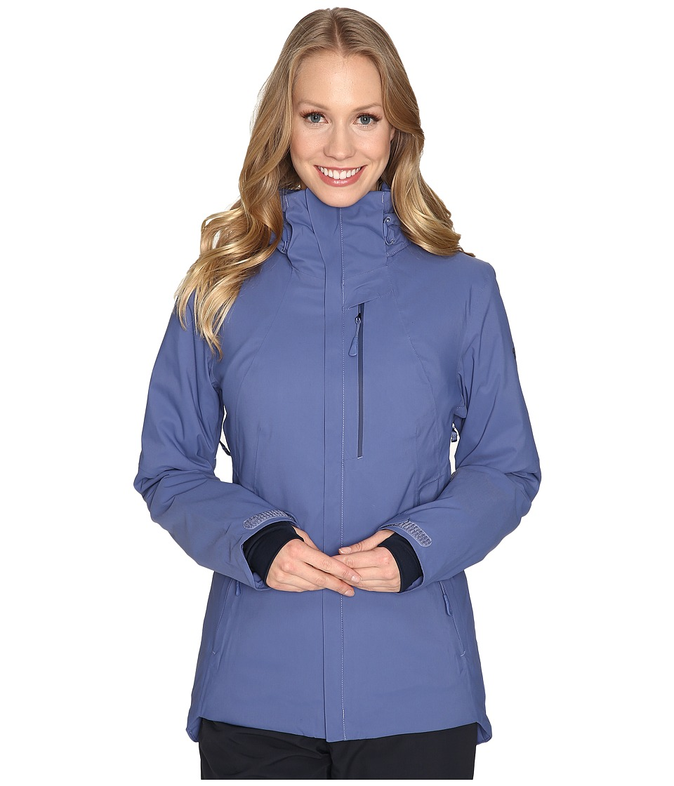 The North Face - Gatekeeper Jacket (Coastal Fjord Blue) Women's Coat