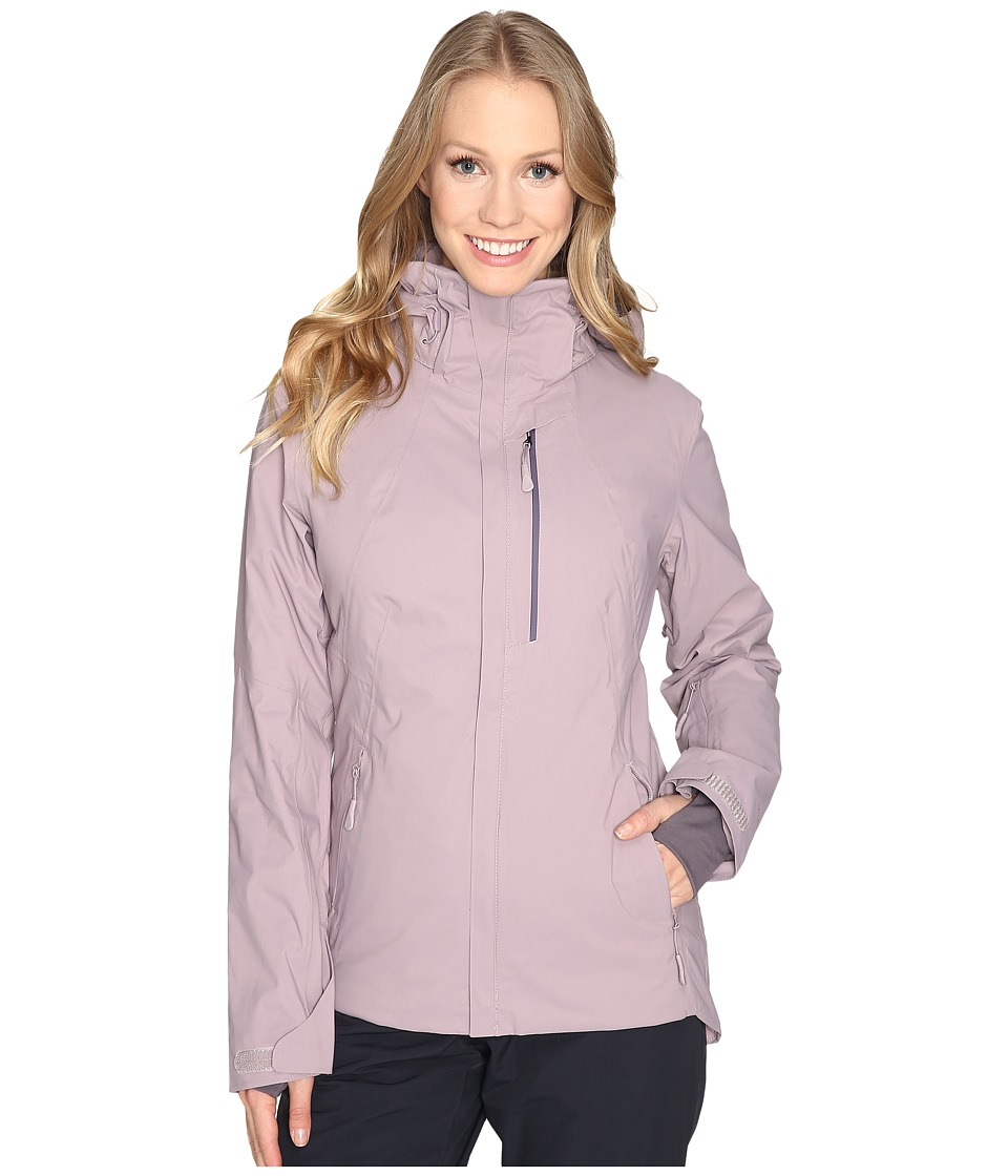 The North Face - Gatekeeper Jacket (Quail Grey) Women's Coat
