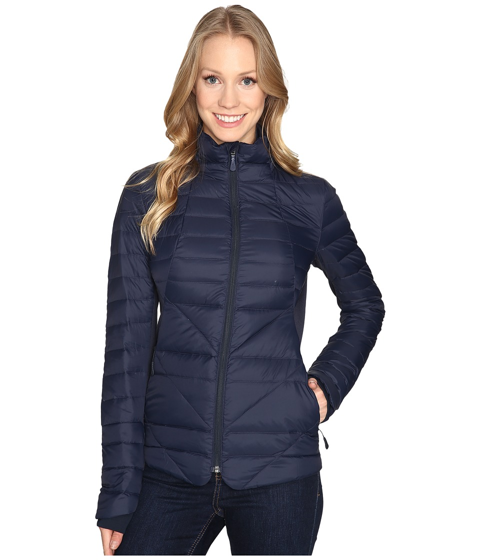 The North Face - Lucia Hybrid Down Jacket (Urban Navy) Women's Coat