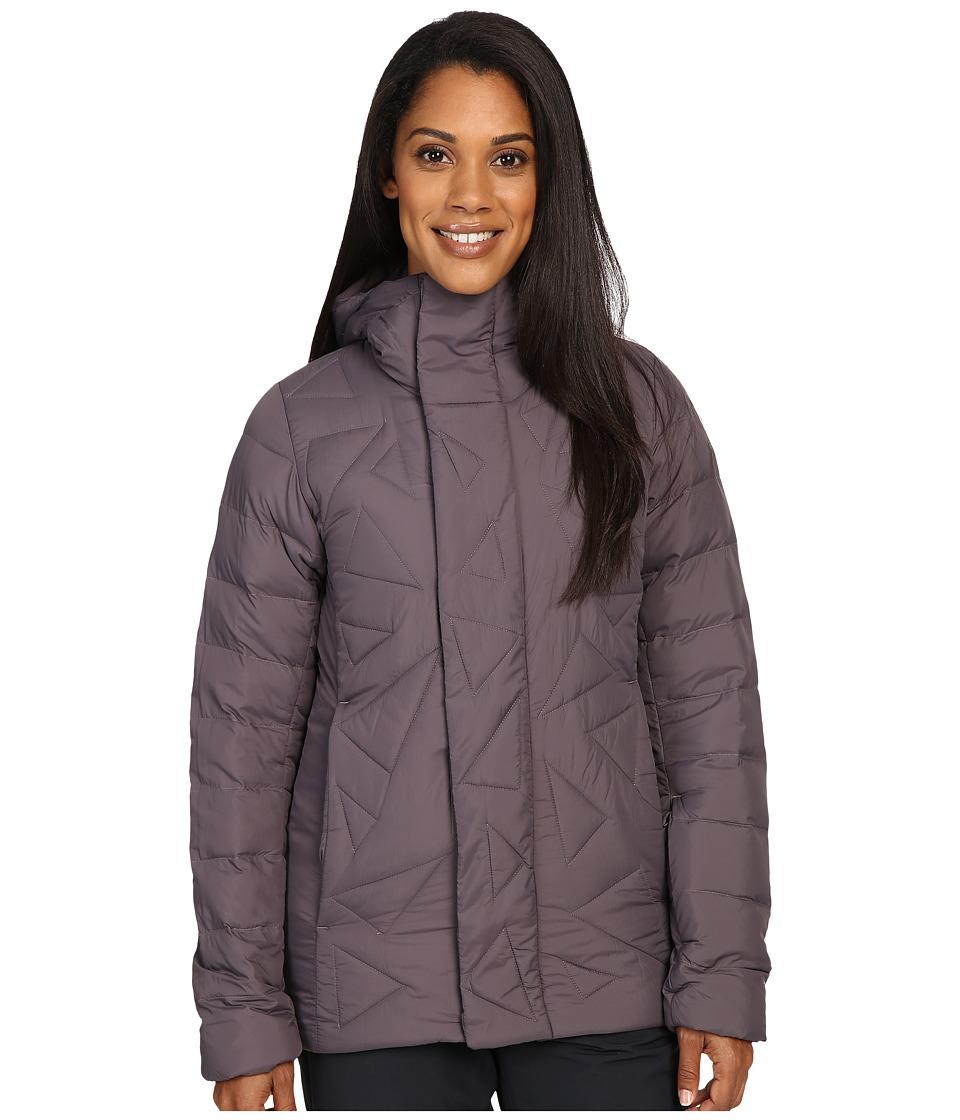 The North Face - Shakem Jacket (Rabbit Grey) Women's Coat