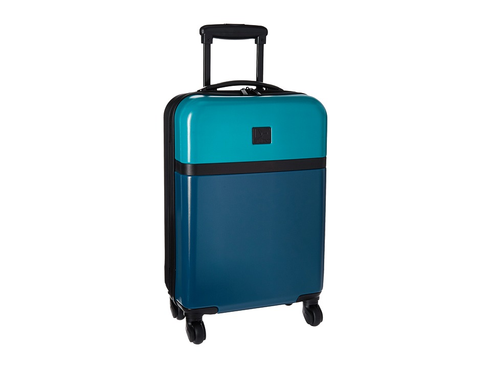 Diane von Furstenberg - Addison 19 Hardside Spinner (Lagoon/Teal/Black) Luggage