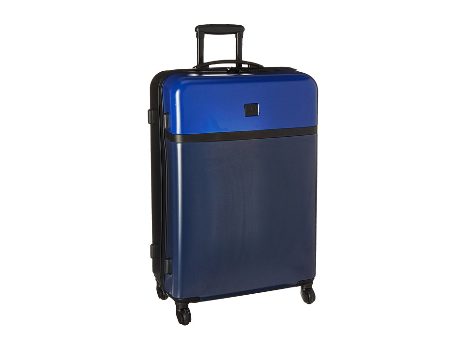 Diane von Furstenberg - Addison 28 Hardside Spinner (Lapis/Blue/Midnight/Black) Luggage