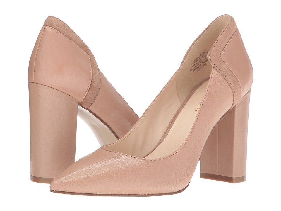 Nine West - Thistime (Taupe Multi Leather) Women's Shoes