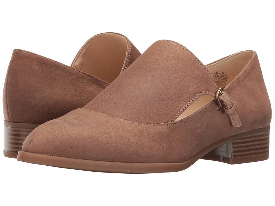 Nine West - Neeson (Natural Leather) Women's Shoes