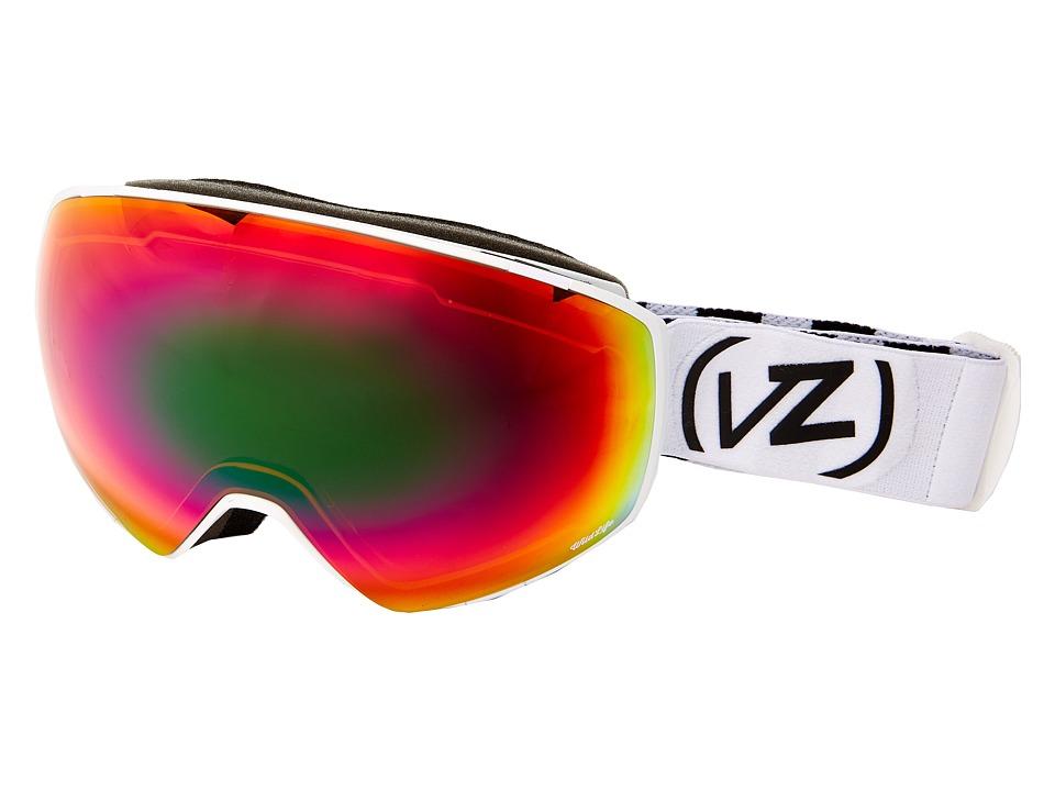 VonZipper - Jetpack (White Satin/Wildlife) Goggles