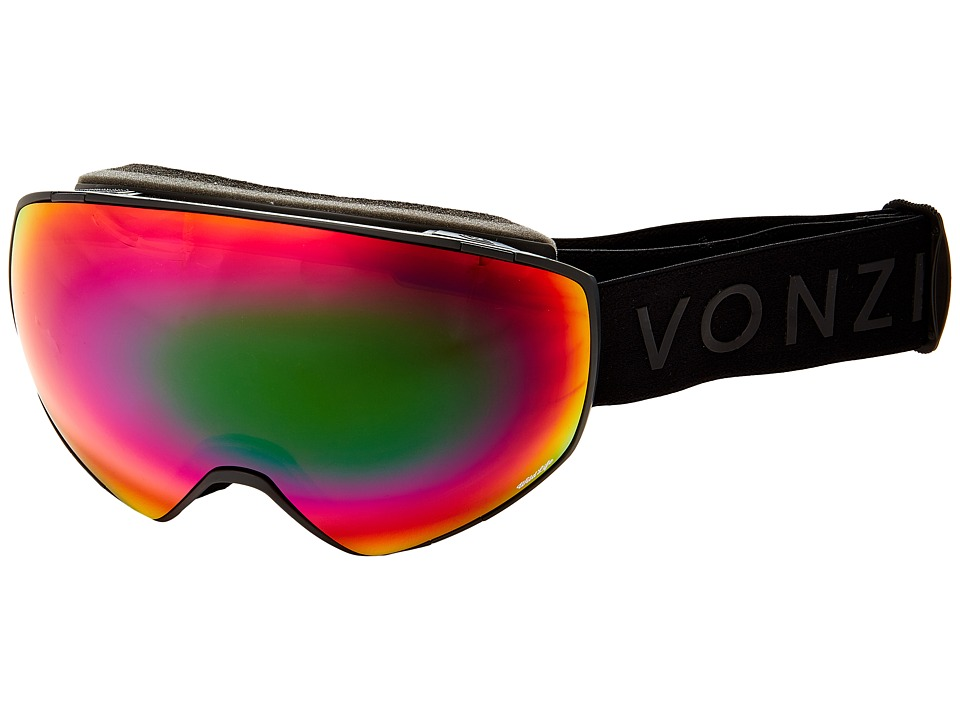 VonZipper - Jetpack (Black Satin/Wildlife) Goggles