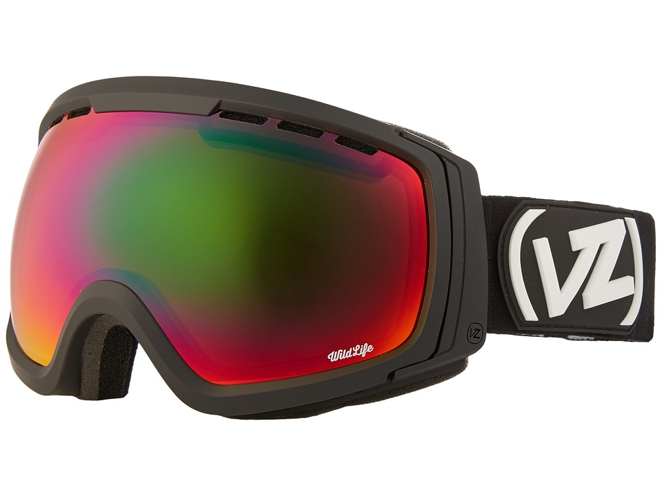 VonZipper - Feenom - N.L.S. (Black Satin/Wildlife) Snow Goggles
