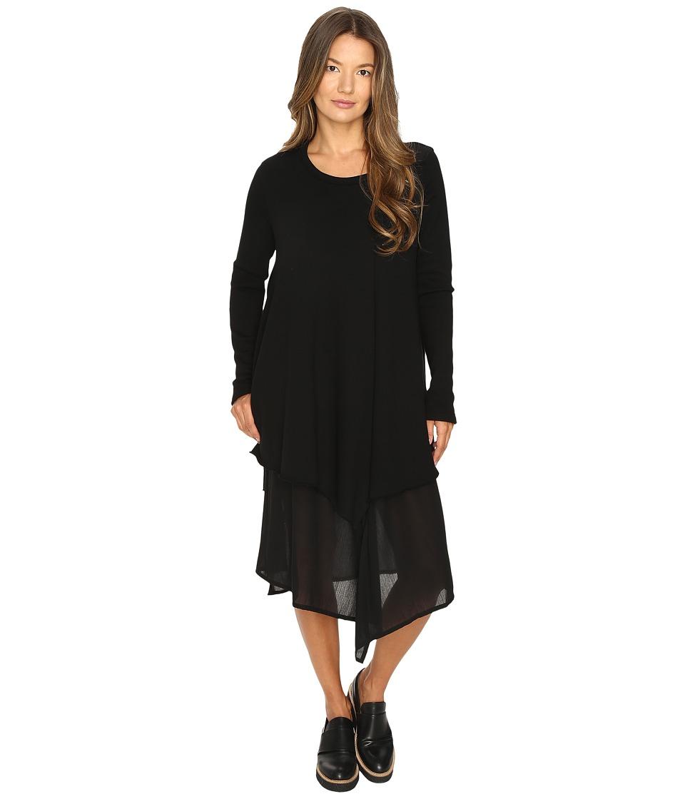 Y's by Yohji Yamamoto Layered Dress