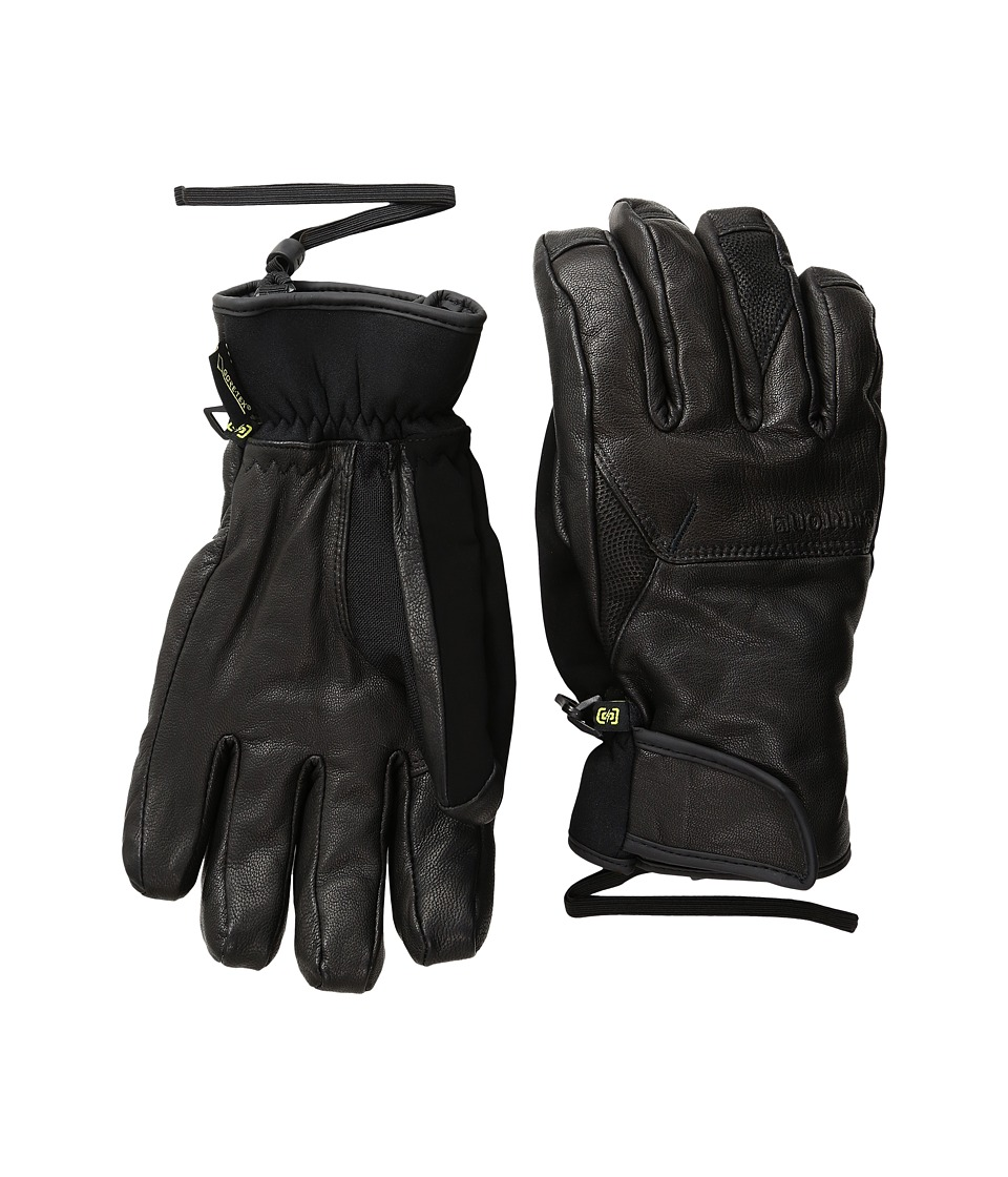 Burton - Gondy GORE-TEX Leather Glove (True Black 2) Extreme Cold Weather Gloves