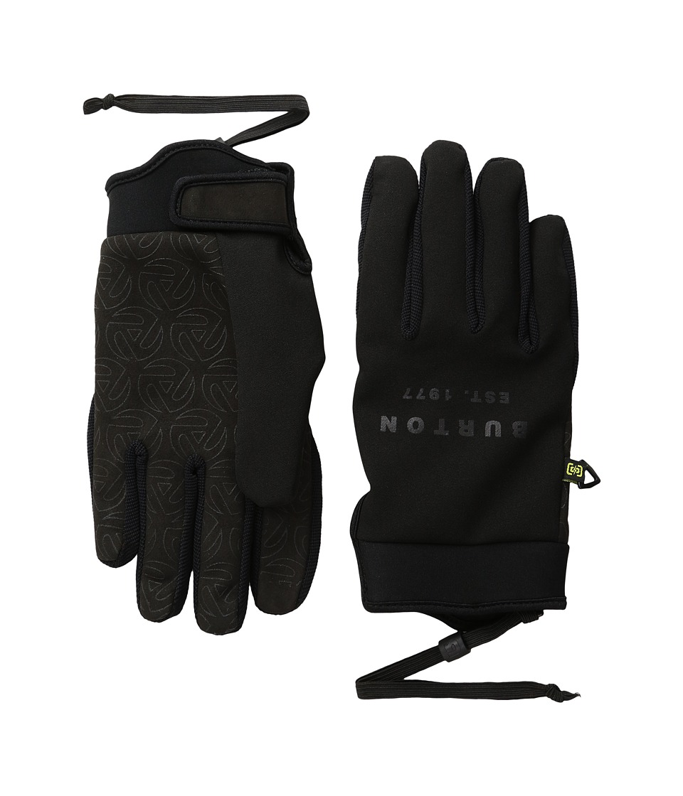Burton - Spectre Glove (True Black 3) Snowboard Gloves